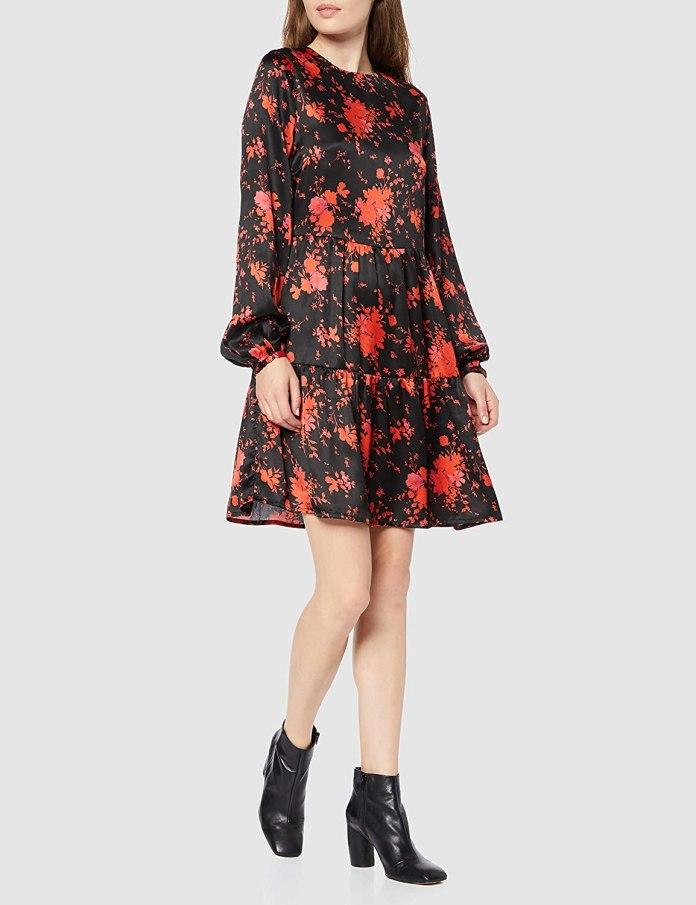 Cliomaleup-vestiti-floreali-11-mini-manica-lunga