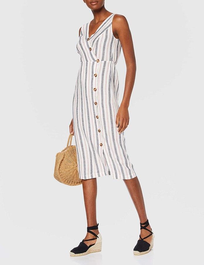 Cliomakeup-look-estivi-2020-12-find-vestito-righe