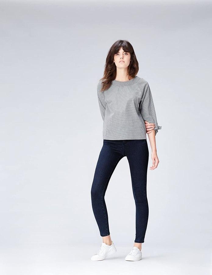 Cliomakeup-look-back-to-school-3-find-jeans-regular