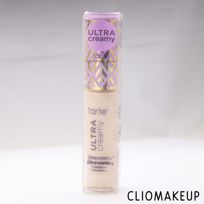 Cliomakeup-Recensione-Correttore-Tarte-Shape-Tape-Ultra-Creamy-Concealer-2