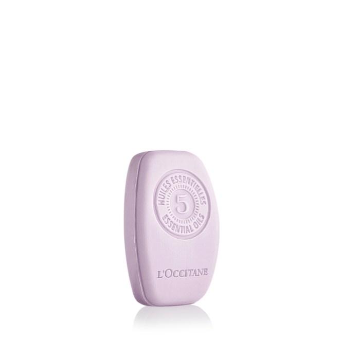 Cliomakeup-shampoo-solidi-2021-LOccitane-Shampoo-solido-Equilibrio-Dolcezza-aromachologie