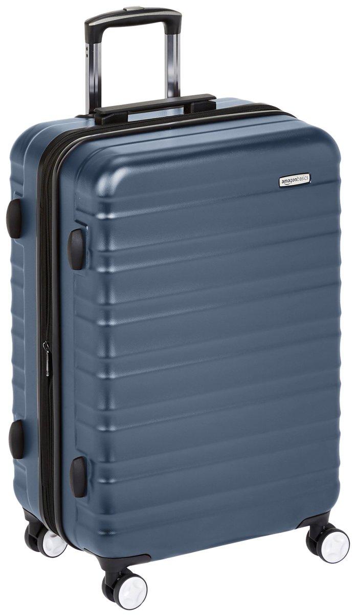 Cliomakeup-valigie-zaini-beauty-case-estate-2021-Amazon-Basics-Trolley-rigido