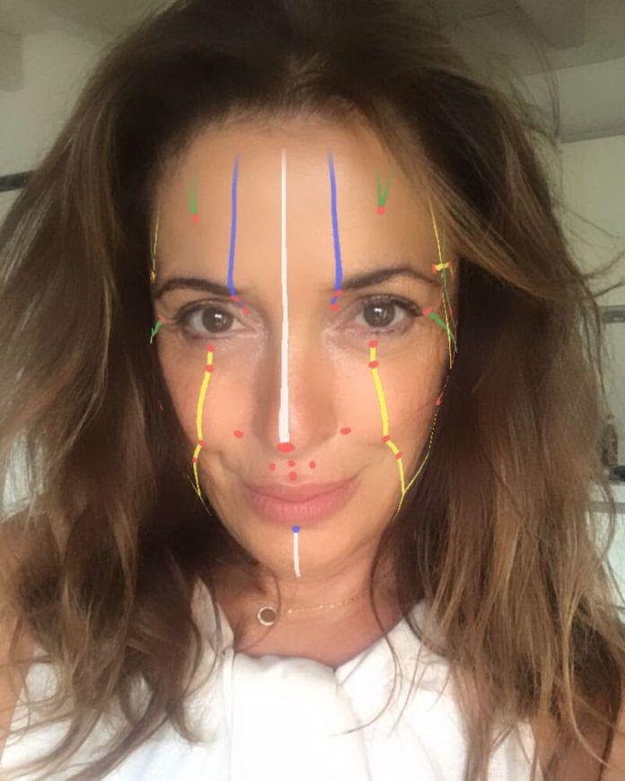 cliomakeup-riflessologia-facciale-punti