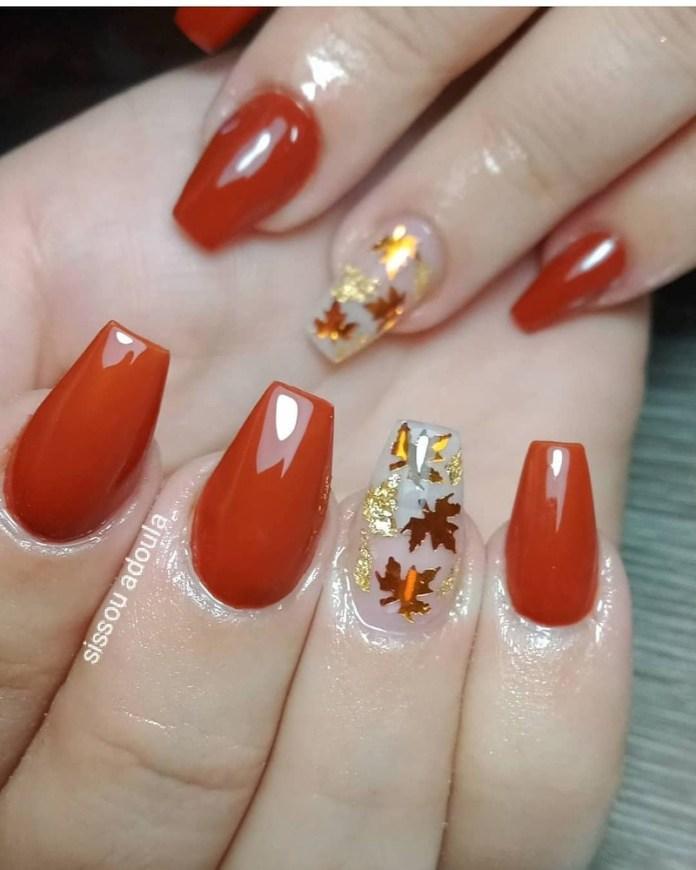 cliomakeup-pumpkin-nails-autunno