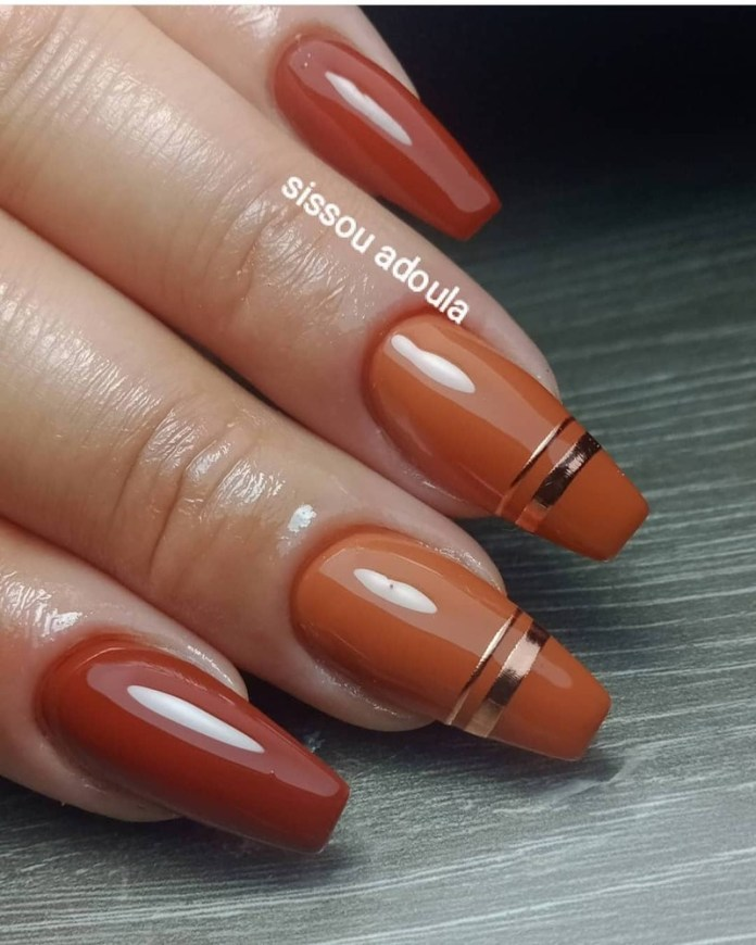 cliomakeup-pumpkin-nails-design