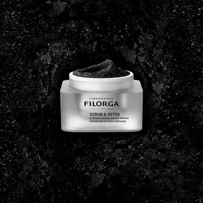 cliomakeup-skincare-routine-rientro-filorga-detox-mask