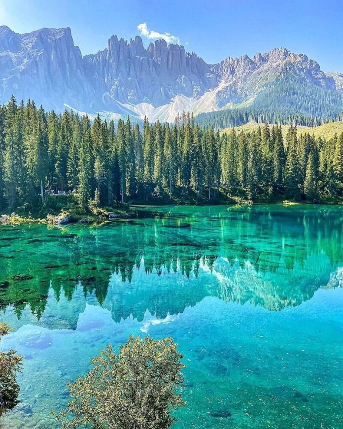 cliomakeup-viaggi-nozze-last-minute-2021-dolomiti-lago-di-carezza