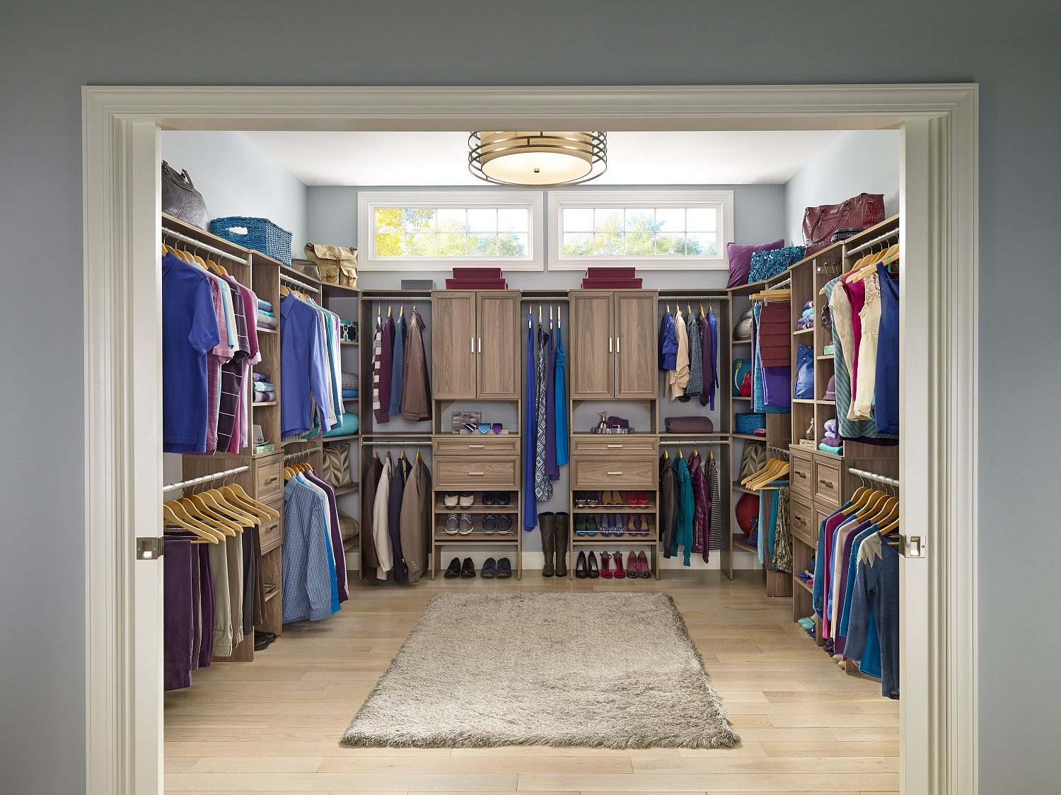 the best lighting for your closet