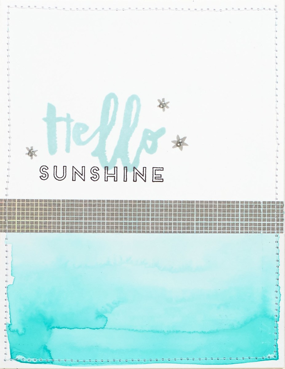 Hello, Life! Sunshine Card