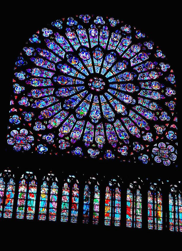 Notre Dame North Rose