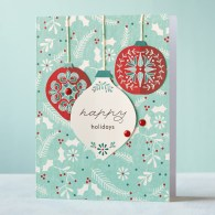 CTMH Cut Above™ Deck the Halls Card Kit