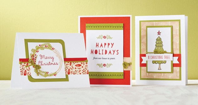 Get ahead on Christmas cards! #CTMH #closetomyheart #ctmhwhitepines #christmascards