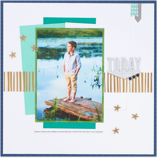 Embossing folders are a great way to personalize your cards #ctmh #closetomyheart #cardmaking #cards #embossing #embossingfolder