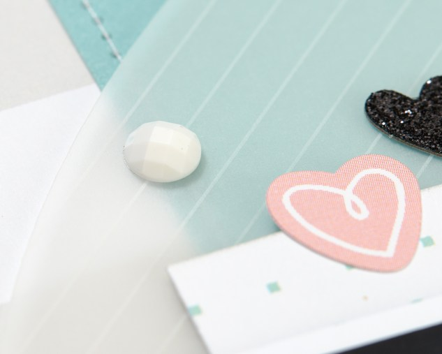 5 ways to attach vellum with out the adhesive showing! #ctmh #closetomyheart #craftingtips #tipsandtricks #paperhacks #howtoattachvellum #vellum