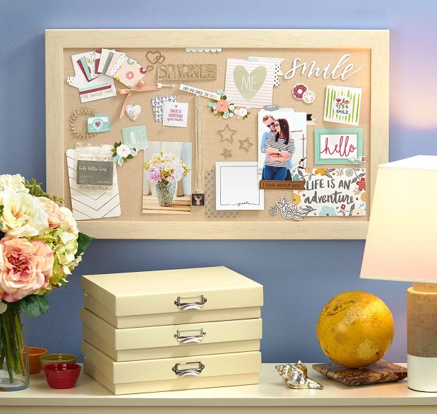 5 Tips for Creating a Vision Board! #ctmh #closetomyheart #visionboard #inspiration #goals #2017 #crafting #corkboard #homedecor #diy
