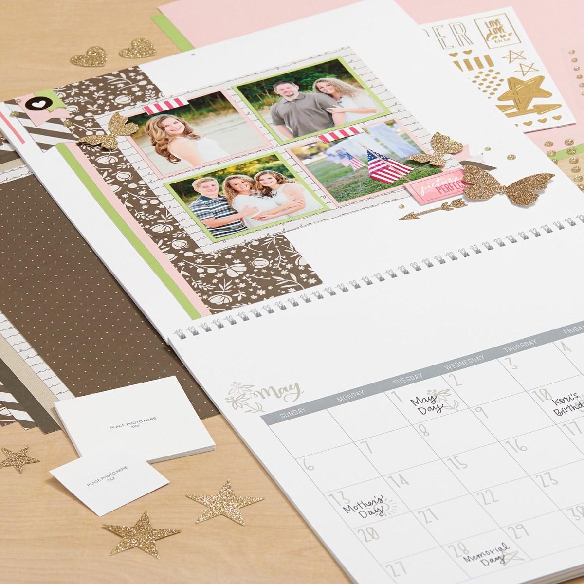Through the Year #ctmh #closetomyheart #throughtheyear #stamp #November #stampofthemonth #sotm #calendar #kit