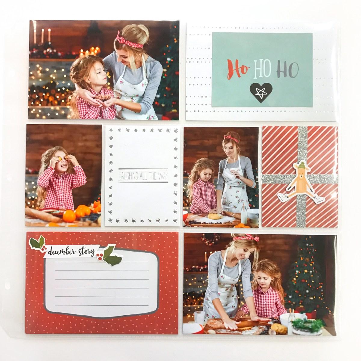 Holiday Memory Keeping #ctmh #closetomyheart #memory #keeping #pocket #plus #scrapbooking #scrapping #plan #ahead #holiday #christmas #december #story