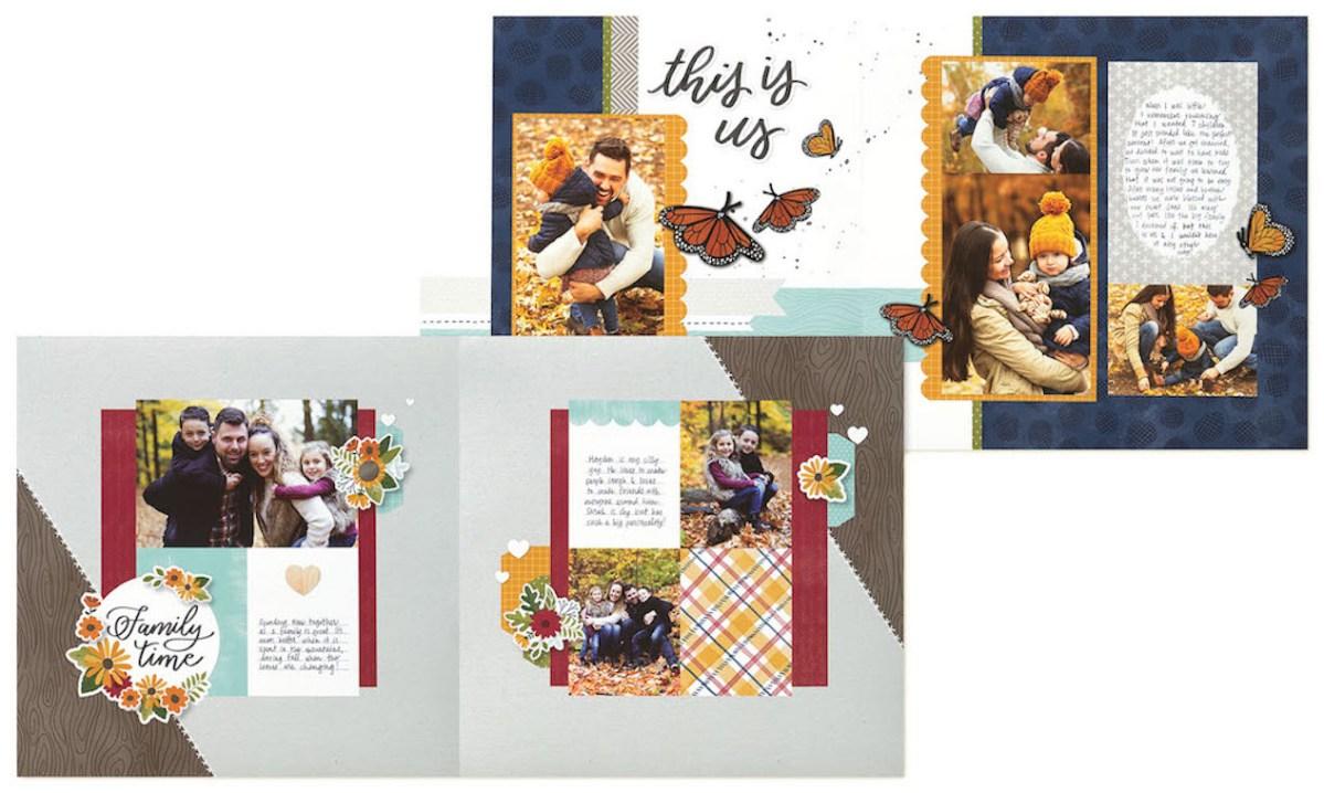 Craft with Heart™ #ctmh #closetomyheart #ctmhcraftwithheart #craftwithheart #cutabove #layoutkits #handmadelayouts #subscriptionprogram #ctmhsubscriptionprogram #ctmhsubscription #boxsubscription #subscriptionbox #memorykeeping #preservingmemories #scrapbooking #scrapbook #scrapping #October