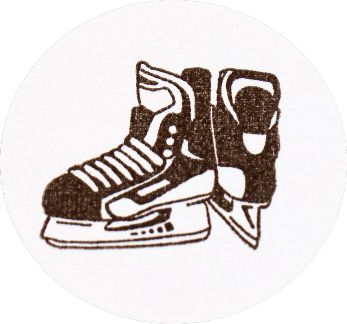 True North Workshop #ctmh #closetomyheart #TrueNorth #TrueNorthWorkshop #CelebrateCanada #Canada #hockey #icehockey #pondhockey #skates