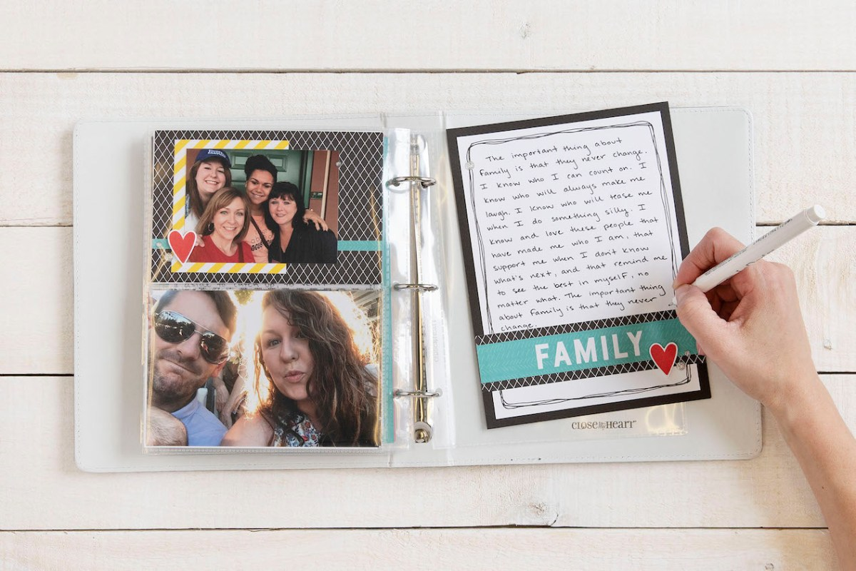 The Important Things #ctmh #closetomyheart #ctmhimportantthings #importantthings #everdaylife #minialbum #journaling #scrapbooking #theimportantbook #MargeretWiseBrown #family