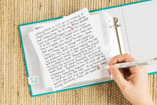 A Year In Review #ctmh #closetomyheart #storybystacy #stacyjulian #ctmhstacyjulian #yearinreview #scrapbooking #shortstoryalbum #shortstory #journaling #journalling