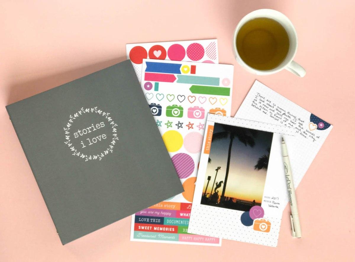 Stories I Love #ctmh #closetomyheart #ctmhstorybystacy #sweetmemories #journaling #journalling #storytelling #album #minialbum #scrapbooking