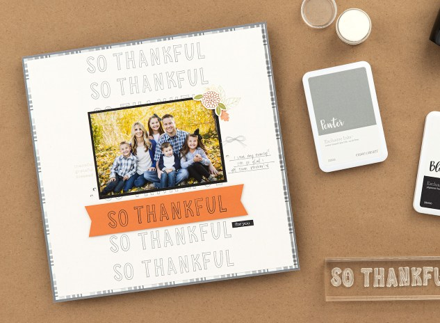 Small Stamps in BIG Places #ctmh #closetomyheart #nsmseasonsofjoy #nationalstampingmonth #Christmas #Thanksgiving #stamping #papercrafting #cardmaking #scrapbooking