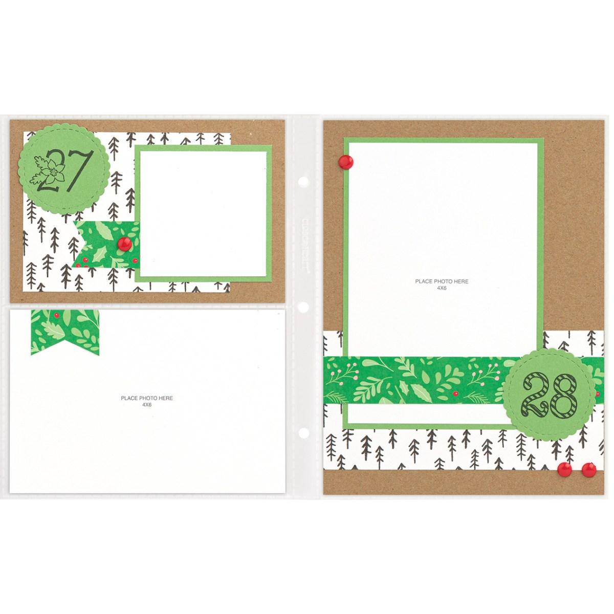 Days of December #closetomyheart #ctmh #ctmhhollyjolly #daysofdecember #photoaday #decemberdaily #christmas #christmasalbum #holidayscrapbook #christmasscrapbook #scrapbooking #memorykeeping #photoprompts