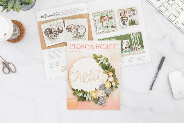 New Year Catalog #ctmh #closetomyheart #scrapbooking #cardmaking #papercrafting #ctmhohmyheart #ctmhallaroundcreativity #nsm #nationalscrapbookingmonth