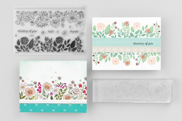 New Year Catalog #ctmh #closetomyheart #scrapbooking #cardmaking #papercrafting #ctmhohmyheart #ctmhallaroundcreativity #nsm #nationalscrapbookingmonth #floralborders