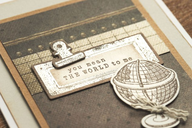 Antiquing Techniques for Papercrafts #ctmh #closetomyheart #yesterdayandtoday #antique #antiquing #scrapbooktechnique #cardmakingtechnique #scrapbooking #cardmaking #legacy #familyhistory #storytelling #embossing