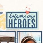 Everyday Heroes SVG #ctmh #closetomyheart #paperpal #everydayheroes #helpersareheroes #svg #free #nursehero #doctorhero #medicalhero #coronavirushero #covid19hero #pandemichero