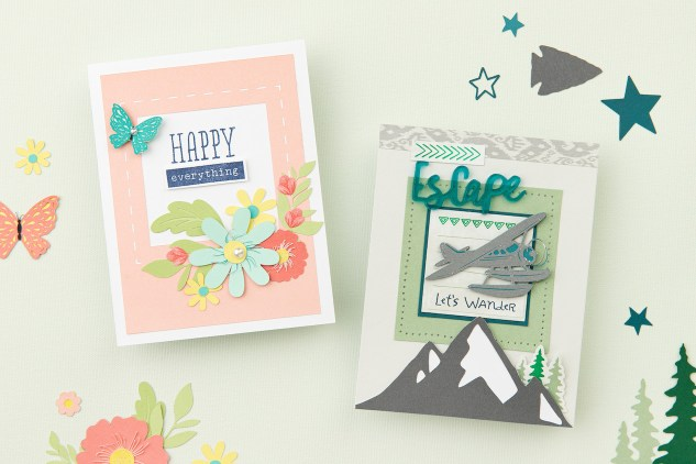 Cricut-shapes--stitched-together-aurora-cards