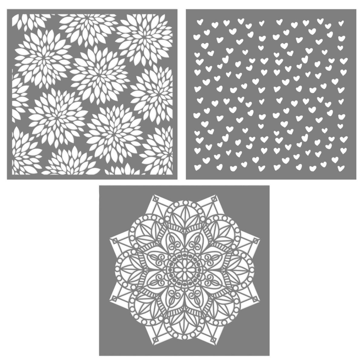 CTMH Core Products #ctmh #closetomyheart #papercrafting #scrapbooking #cardmaking #mixedmedia #diy #maker #stencils
