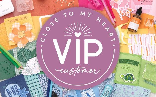 Close To My Heart VIP #ctmh #closetomyheart #ctmhvip #closetomyheartvip #vipcustomer #ctmhmakers