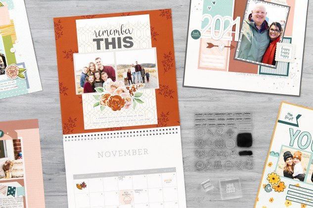 Moments like These #ctmh #closetomyheart #momentslikethese #cutabove #scrapbookingkit #calendarkit #scrapbooking #memorykeeping #rememberthis