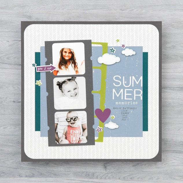 Moments like These #ctmh #closetomyheart #momentslikethese #cutabove #scrapbookingkit #calendarkit #scrapbooking #memorykeeping #summer