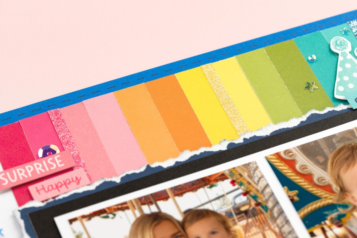 Cardstock Carnival #closetomyheart #ctmh #ctmhcardstockcarnival #cardstockcarnival #exclusivecolorpalette #exclusivecolourpalette #scrapbooking #cardmaking #papercrafting #memorykeeping #rainbow