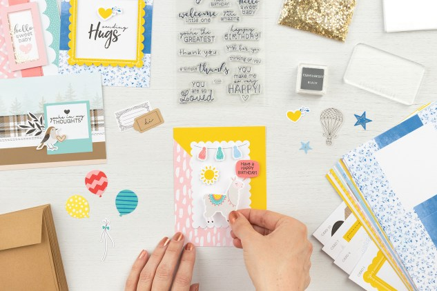 Scrapbooking In Minutes #closetomyheart #ctmh #craftwithheart #cutabove #scrapbooking #cardmaking #diycards