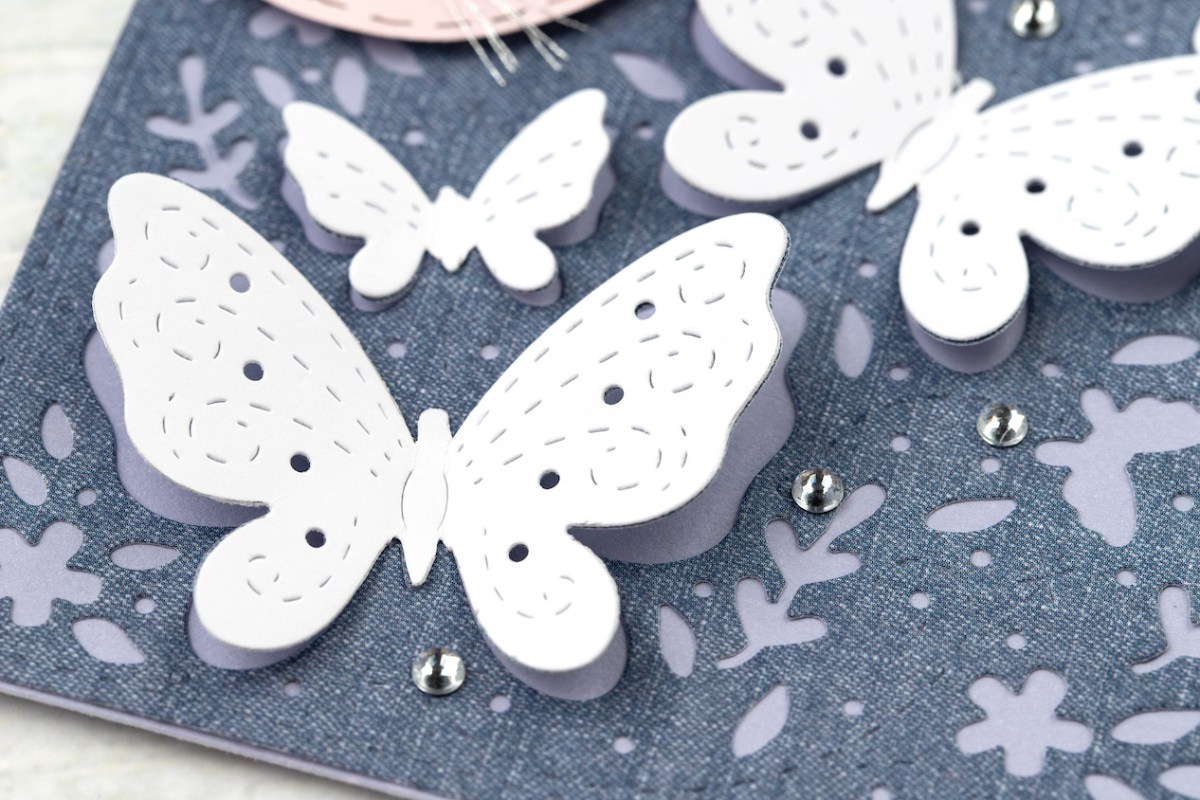 Die-cutting with Thin Cuts #closetomyheart #ctmh #thincuts #diecutting #die-cuts #ctmhisabella #cardmaking #scrapbooking #papercrafting