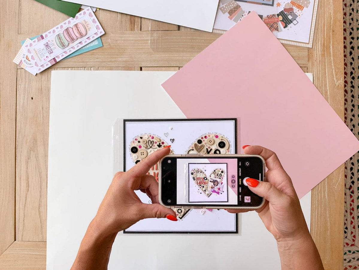 Taking Better Photos with Your Phone #ctmh #closetomyheart #persnicketyprints #ChariPack #phototips #photographytips #phonephotos #phonephotography