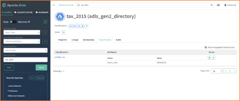 EXPIRES_ON classification on ADLS-Gen2 directory, with expiry_date