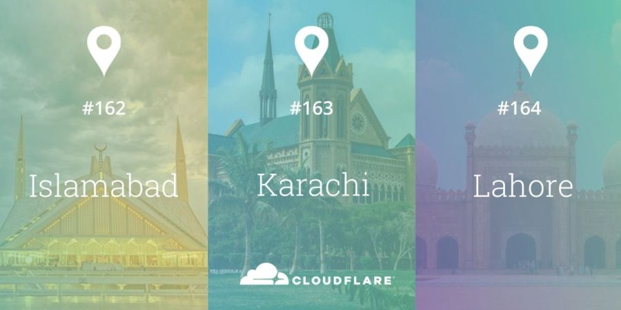 Ten new data centers: Cloudflare expands global network to 165 cities