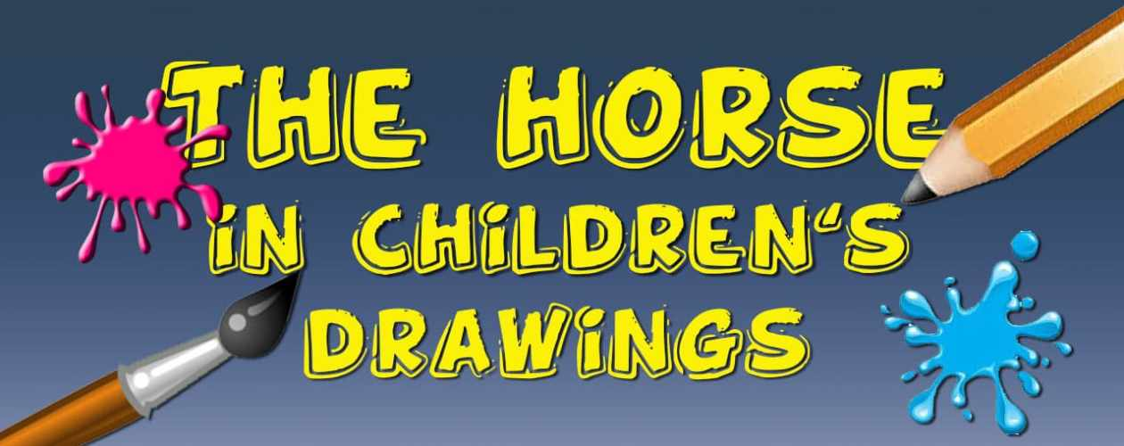 Horse in Children's Drawing