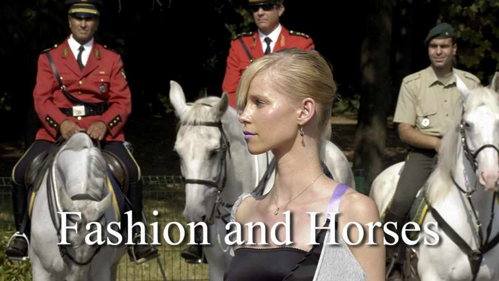 Fashion and Horses