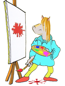 National Contest Draws the Horse