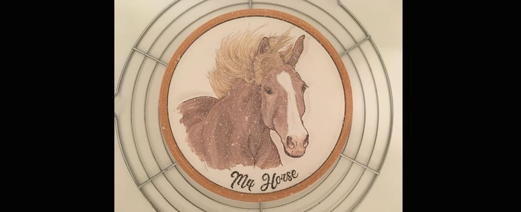 Your horses painted