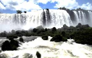 A beleza de Foz do Iguaçu