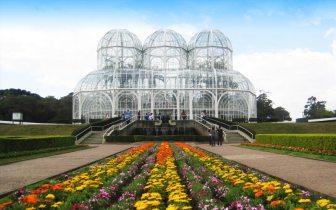 Principais parques e bosques de Curitiba