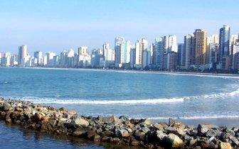Principais praias de Santa Catarina